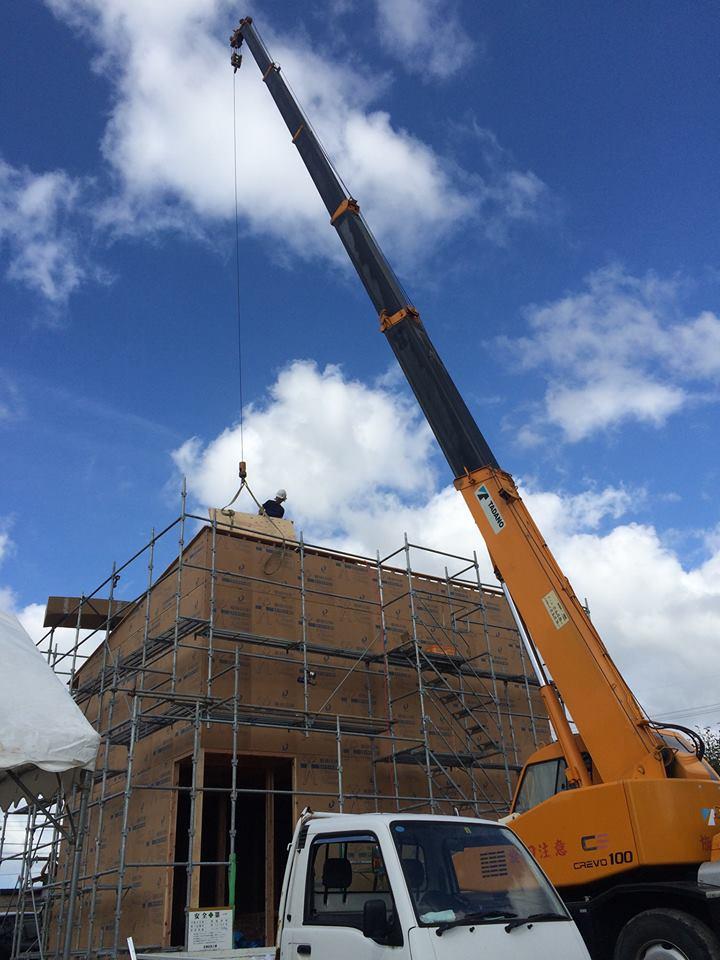 フジタ住建の施工写真